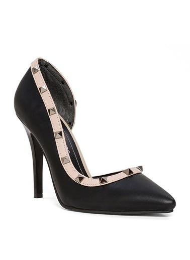 Sole Sisters Topuklu Ayakkabı Siyah - Amiri2 Siyah